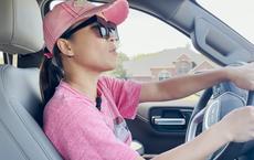 Hồng Ngọc an nhàn tại Mỹ: Phải lái xe trong vườn rộng cả ngàn m2, chỉ đi hát cuối tuần