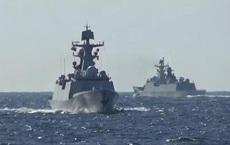 Dàn chiến hạm Nga – Trung vờn quanh, Nhật Bản không khỏi lo lắng