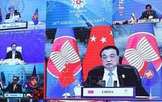 Trung Quốc bổ sung 10 triệu USD cho quỹ hợp tác với ASEAN