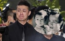 MC Anh Tuấn đau xót khi bố ruột qua đời: Con yêu bố nhiều lắm!