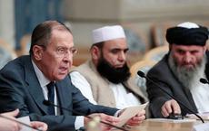 """Phía sau hành động của Nga biến Taliban từ thù thành """"bạn"""""""