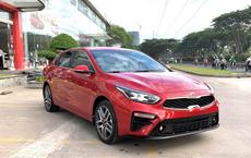 """KIA Cerato thêm vũ khí, tăng sức ép lên Toyota Corolla, Mazda 3 - Như """"hổ mọc thêm cánh"""""""