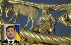 """Ukraine mừng """"như bắt được vàng"""" sau thắng lợi ở Hà Lan: Mục tiêu tiếp theo là Crimea!"""