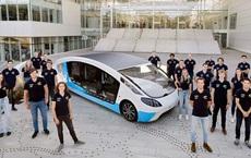 Nhóm sinh viên Hà Lan chế tạo thành công 'ngôi nhà di động' có thể di chuyển hơn 700 km/ngày mà chỉ nhờ vào ánh sáng của mặt trời