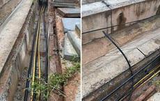 """Đường tàu cao tốc Lào-Trung bị trộm """"hỏi thăm"""": Có người bỏ mạng vì điện giật chết tại chỗ"""