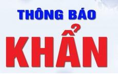 Thông báo khẩn tìm người đến đám hiếu và đám hỷ ở Mê Linh, Hà Nội