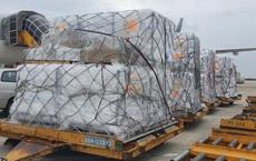 Bầu Thuỵ tài trợ 100 tỷ mua thuốc trị Covid-19, 8.000 liều vừa về đến Việt Nam