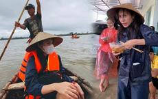 Thủy Tiên làm từ thiện ở Nghệ An: Khoản tiền lệch với số liệu xác nhận là do đâu?
