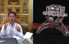 Một nữ đại gia Việt bí ẩn sang Mỹ đặt 'tỷ phú kim cương' Johnny Đặng làm một viên kim cương 4 carat cực hiếm
