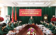 Quân ủy Trung ương, Bộ Quốc phòng điều động, bổ nhiệm, chỉ định nhân sự mới