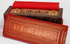 Vua Càn Long từng dùng ngàn lượng vàng, 10.000 viên đá quý để chuẩn bị một món quà mừng thọ cho mẹ - Đó là gì?