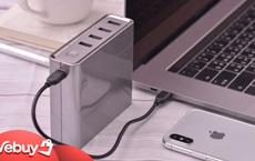 Từ 700k đã mua được pin dự phòng sạc tốt cho cả laptop Ultrabook lại đa cổng, nhiều tính năng hay ho