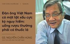 """GS Nguyễn Chấn Hùng: """"Sát thủ"""" gây nhiều bệnh ung thư nhất, nhiều cái chết vì ung thư nhất ở Việt Nam đi đâu cũng thấy"""