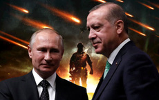 """Thời cơ Mỹ """"săn con mồi"""" Thổ Nhĩ Kỳ ở Syria, Nga """"rung đùi"""" hưởng lợi"""