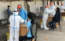 Thuyền viên nước ngoài tử vong trên tàu, Vũng Tàu xét nghiệm phát hiện 5 người dương tính lần 1 với SARS-CoV-2