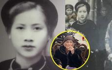 Cụ bà 100 tuổi ở Hà Nội gây sốt bởi nhan sắc xinh đẹp thời trẻ: 'Cụ vẫn minh mẫn, nhớ vanh vách tên tuổi con cháu'