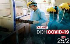Quảng Ninh dành 500 tỷ đồng mua vắc xin Covid-19 tiêm phòng cho dân toàn tỉnh; Sáng nay, ngày 25/2 không có ca mắc mới