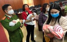 Cảnh sát đột kích trong đêm giải cứu 3 trẻ sơ sinh sắp được bán sang Trung Quốc