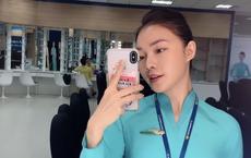 'Hoa khôi' tiếp viên hàng không lên tiếng khi đồng nghiệp ở Vietnam Airlines bị trách vì để trẻ con quấy khóc trên máy bay