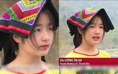 Xuất hiện trên truyền hình, cô gái vùng cao khiến dân mạng xôn xao, lao đi tìm danh tính vì quá xinh đẹp