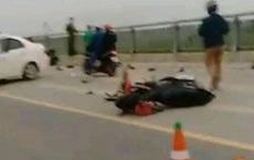 Vụ tài xế lái ô tô trốn đo nồng độ cồn, tông 4 em học sinh: Thêm nạn nhân tử vong