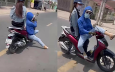 """Cô gái khiến cánh đàn ông chạy xe trên đường phải """"toát mồ hôi hột"""", ngoái lại nhìn"""