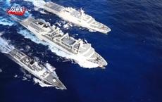 Bắc Kinh hành động chưa từng thấy: Quân đội Trung Quốc tập trận trên biển Đông suốt tháng 3