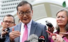 Campuchia: Thủ lĩnh đối lập bị kết tội âm mưu lật đổ chính phủ lĩnh án 25 năm tù