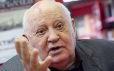 """Ông Gorbachev kêu gọi Nga """"nối lại tình xưa"""" với các nước CH Liên Xô cũ và cùng Mỹ làm điều này"""