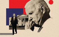 1,5 tấn bom mang theo thông điệp: Nước Mỹ của Biden không thể mềm mỏng hơn nước Mỹ của Trump