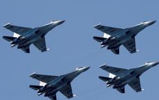 4 tiêm kích Su-35 ở Syria bất ngờ xuất kích, bay thẳng về Nga: Chuyện gì xảy ra?