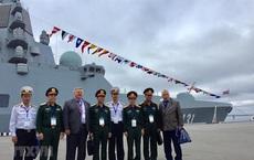 Đoàn BQP Việt Nam thăm quan khinh hạm Đô đốc Kasatonov tối tân: Đón chờ tin vui đặc biệt?