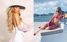 """Paris Hilton: """"Gái hư sang chảnh"""" với 20 cuộc tình dang dở, 3 lần huỷ hôn, tuổi 40 ra sao?"""