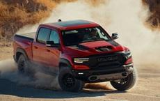 """Chiếc bán tải nhanh nhất, động cơ """"trâu bò"""" nhất làng xe, trên cơ cả Ford F-150 Raptor"""