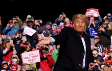 """""""Ông Trump nhậm chức ngày 4/3"""": Thuyết âm mưu nguy hiểm khiến Hạ viện đổi lịch họp ngay lập tức"""