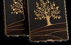 Cận cảnh iPad gắn 1 kg vàng, 81 viên kim cương có giá hơn 4,2 tỷ đồng