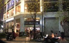 Hà Nội: Người đàn ông đang uống cà phê thì leo lên tầng 5 nhảy xuống đất