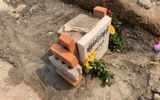 """""""Họ mở quan tài, đặt gạch dưới đầu thi thể"""": Myanmar khai quật mộ người biểu tình bị bắn chết?"""