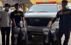 """Tiếp tục xuất hiện """"đại gia"""" thay lốp miễn phí cho xe của ông Đoàn Ngọc Hải"""