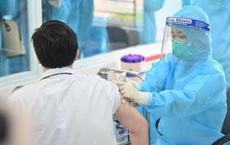 100% số người được tiêm vắc xin AstrZeneca tại Việt Nam chưa ghi nhận phản ứng sau tiêm
