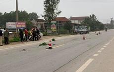 Đi xe máy điện đâm chết cụ bà đi bộ rồi bỏ trốn, thanh niên bị bắt sau 2 ngày