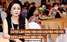 """Vợ đại gia Dũng lò vôi lý giải đoạn ghi âm mùi mẫn: Ông Võ Hoàng Yên không còn gì nên """"phá hạnh phúc gia đình tôi"""""""