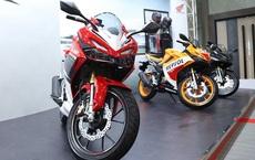 """Cận cảnh Honda CBR150R 2021 """"quái thú"""" đầu tiên về Việt Nam, thừa sức """"cân"""" Yamaha R15"""