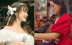 Hòa Minzy gây xôn xao khi chia sẻ khoảnh khắc cho con bú