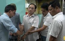 Thông tin bất ngờ vụ giám đốc Bệnh viện Cai Lậy thuê giết người vì ghen tuông
