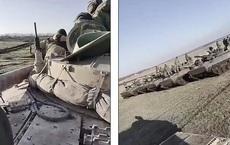 Báo Anh: Ukraine ước tính hơn 8 vạn quân Nga tập kết sát biên giới