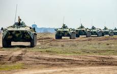 Ukraine tuyên bố không lùi bước trước sự hiện diện quân đội Nga