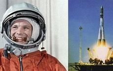 Chuyến bay 108 phút ghi dấu lịch sử của Yuri Gagarin