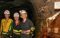 Sinh vật như ngoài hành tinh sống khỏe trong mỏ vàng 1,5 km dưới lòng đất