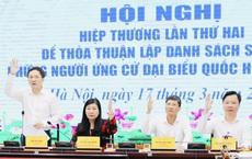 Hà Nội: 1 người ứng cử đại biểu Quốc hội bị bắt tạm giam để điều tra, 6 người xin rút